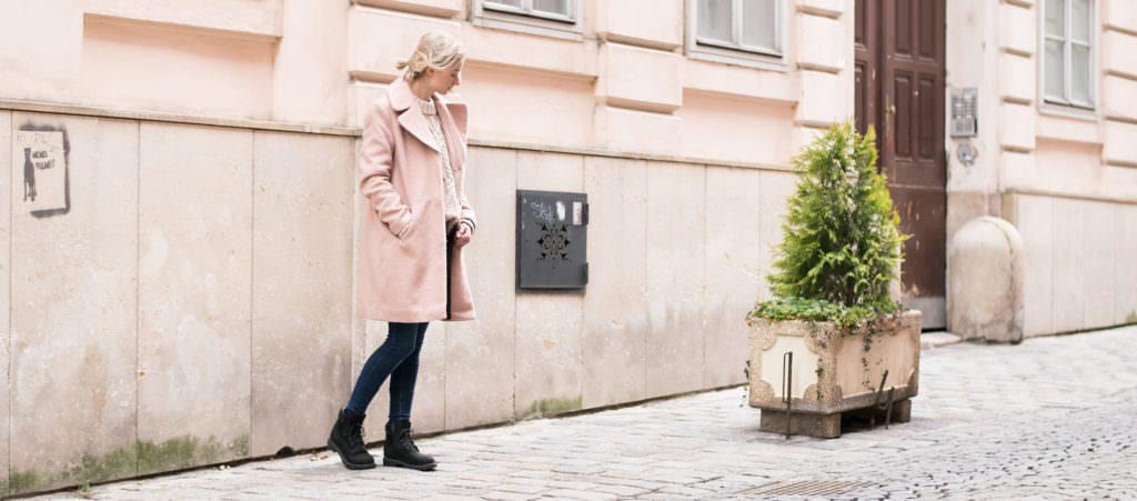 Jayde Archives Pink Coat