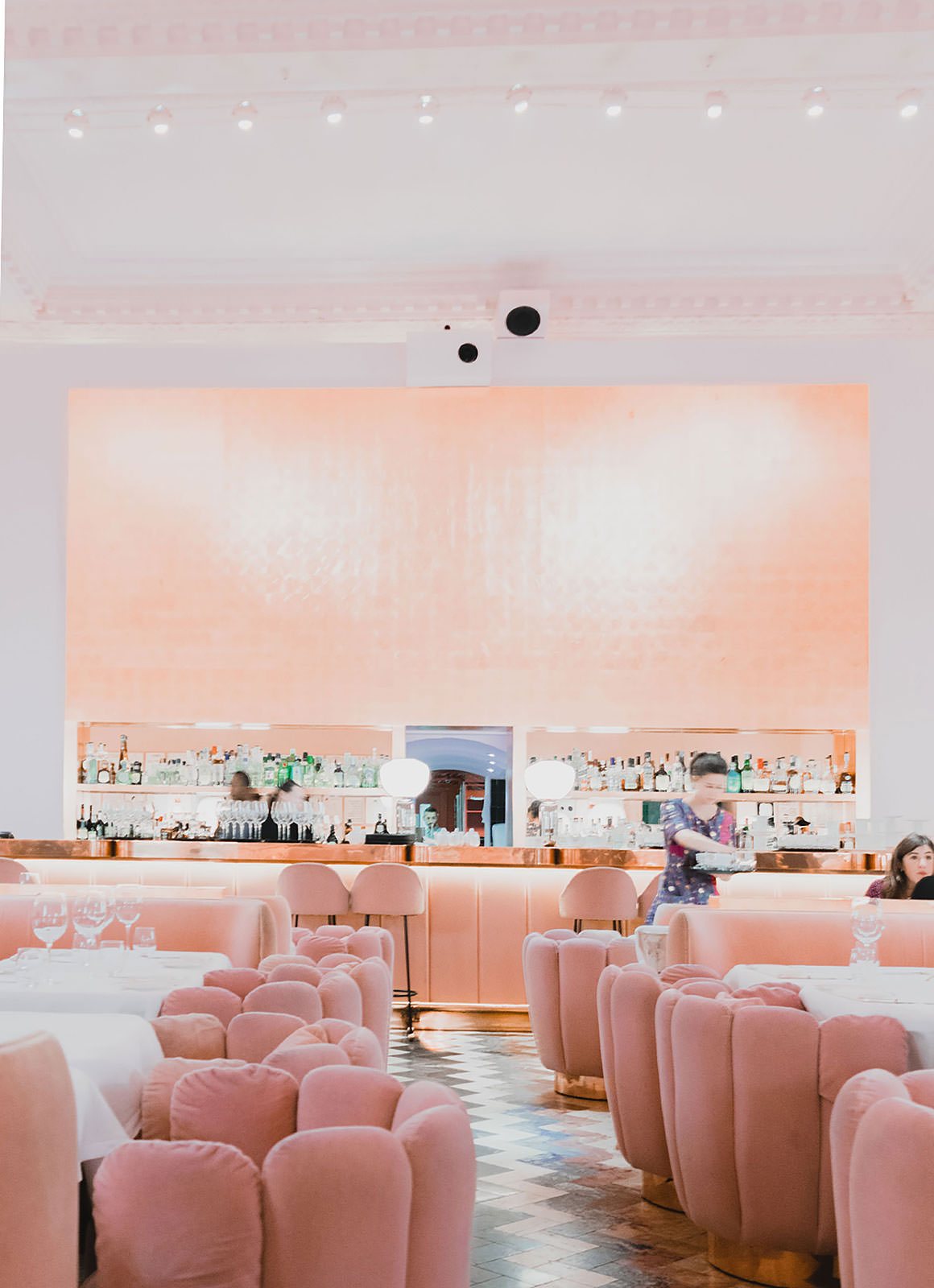 Prettiest Places to visit in London - Sketch High Tea