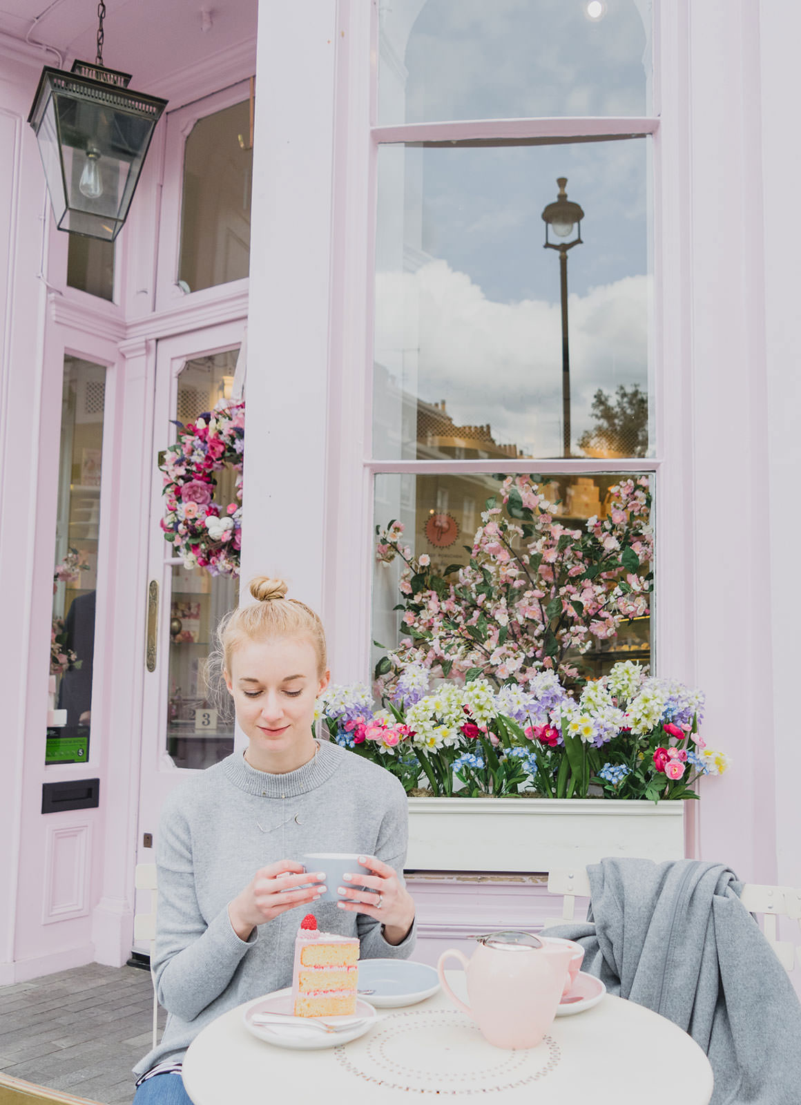 Prettiest Places to visit in London - Peggy Porschen