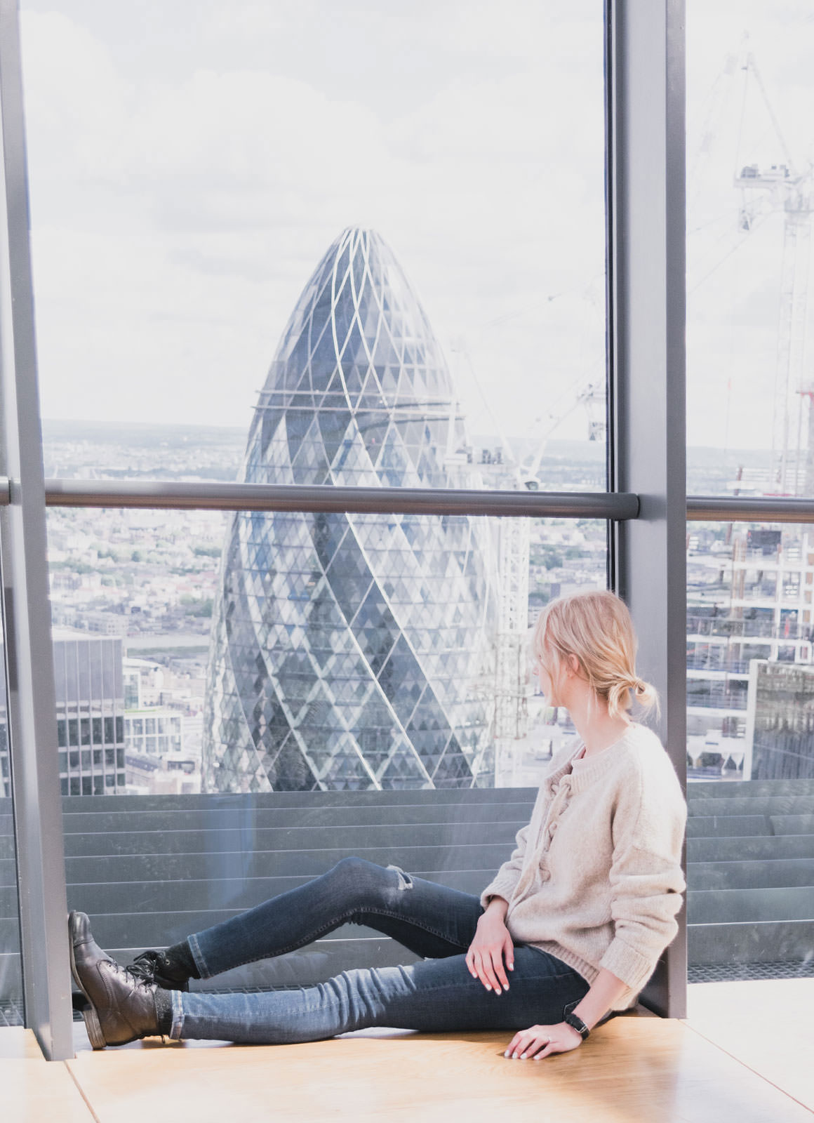 Prettiest Places to visit in London - Sky Garden