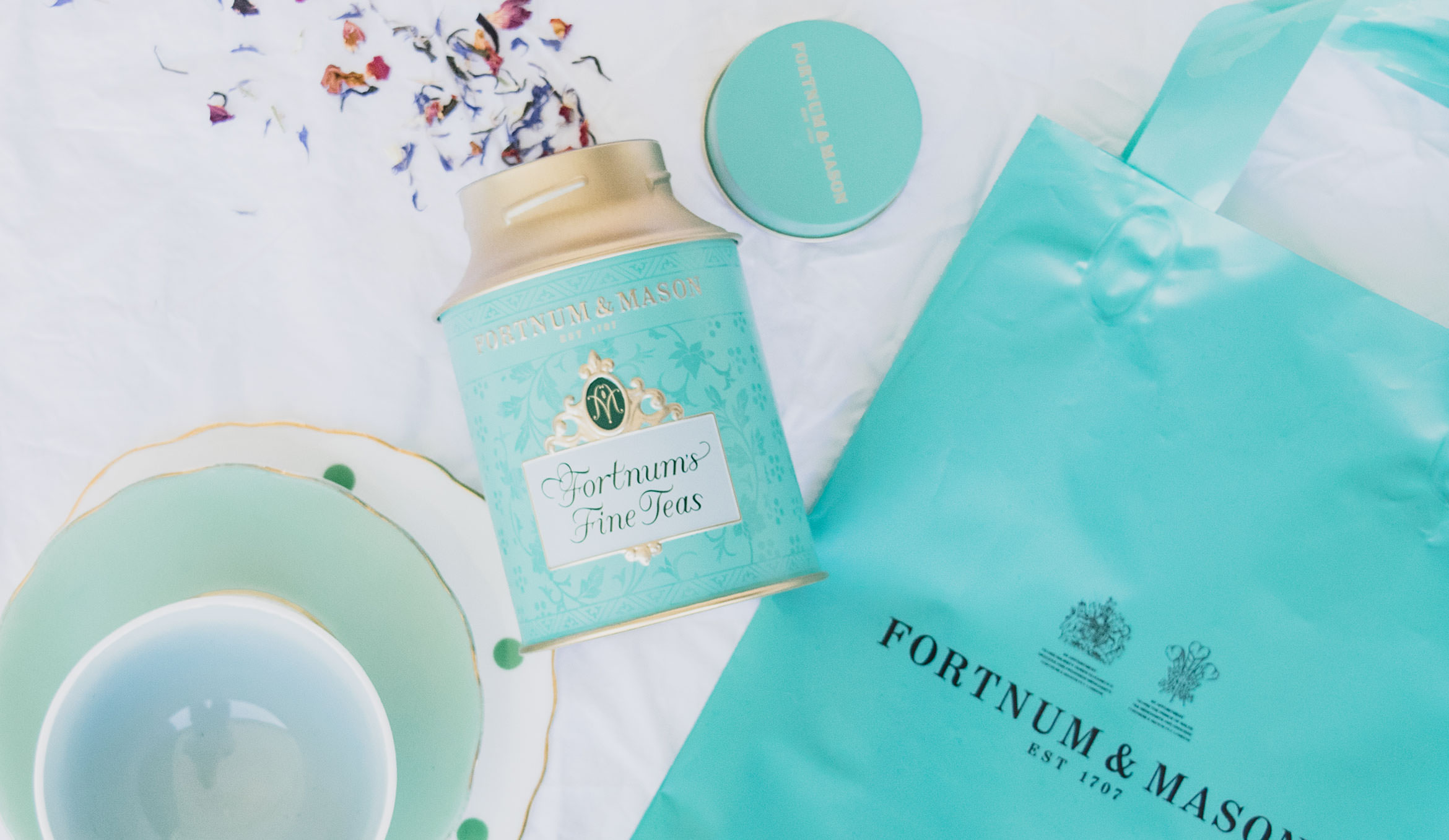 Prettiest Places to visit in London - Fortnum & Mason