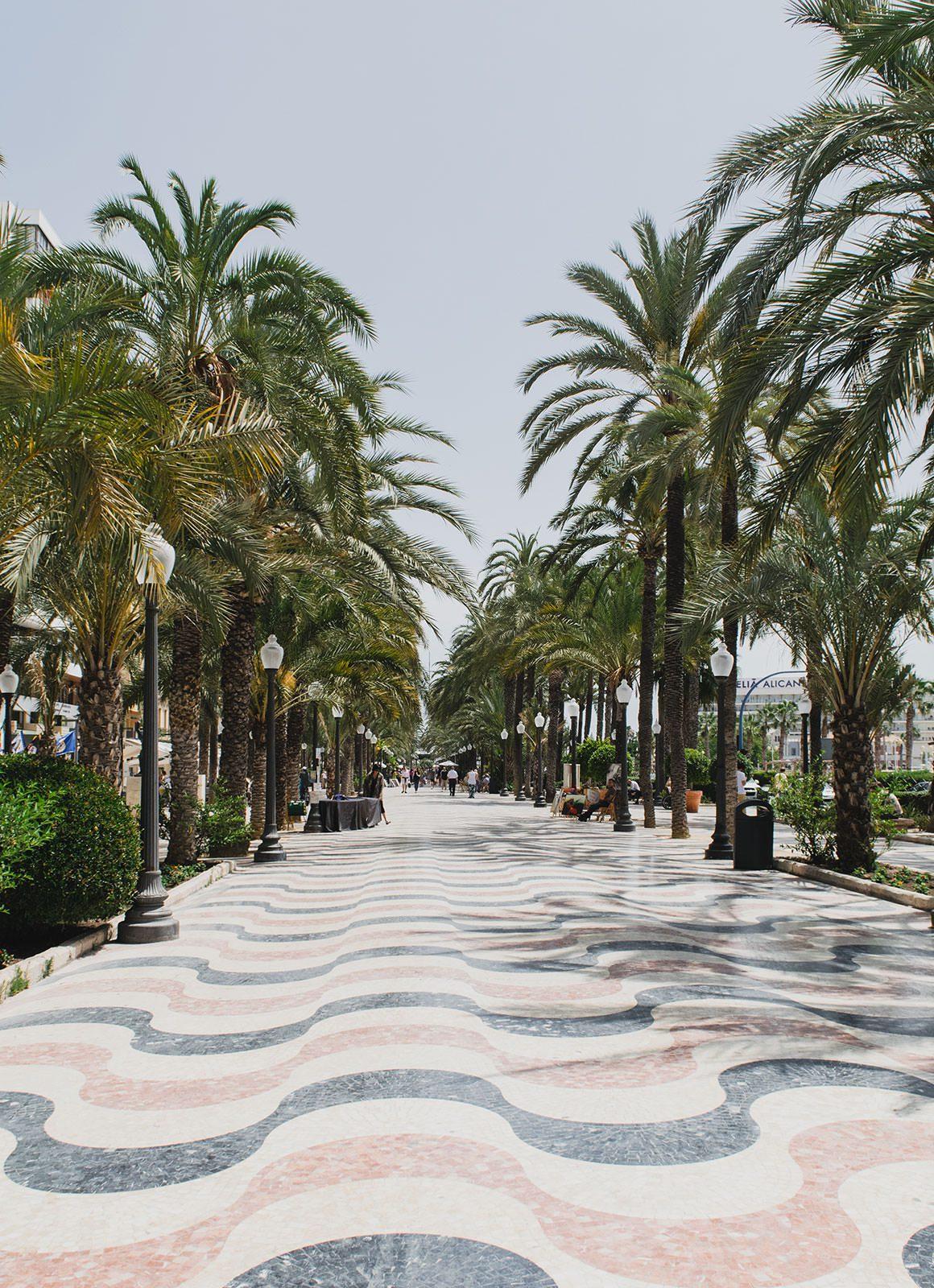 Barcelona to Madrid Road Trip - Alicante, Spain