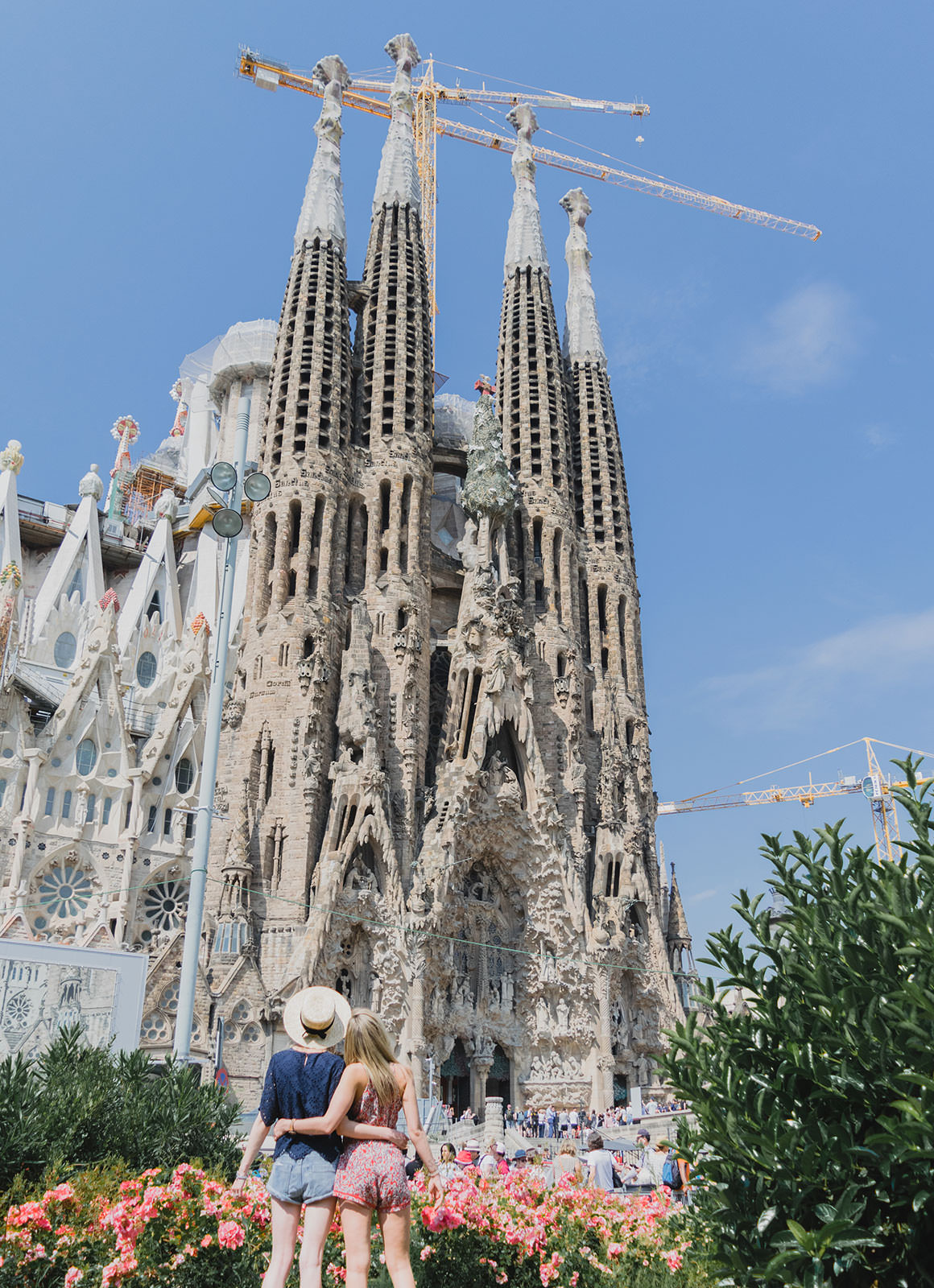 Things to do in Barcelona - La Sagrada Familia