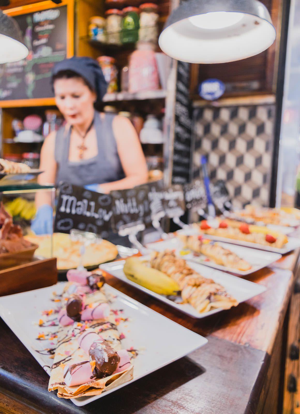 Things to do in Barcelona - Mcercado de la Boqueria Food Markets
