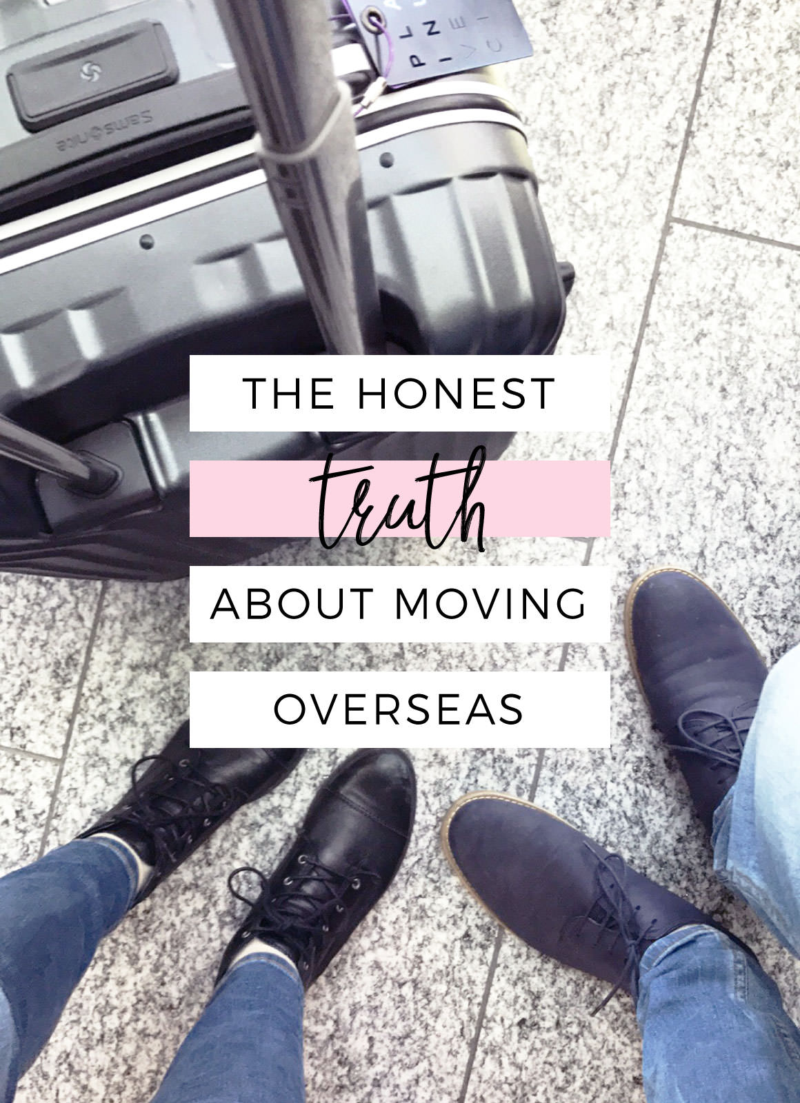 The Honest Truth About Moving Overseas & How to Decide if it's Right for you.