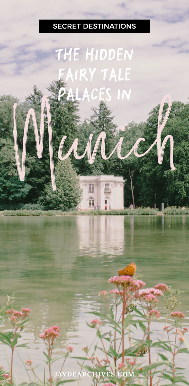 The Hidden Fairy Tale Palaces in Munich