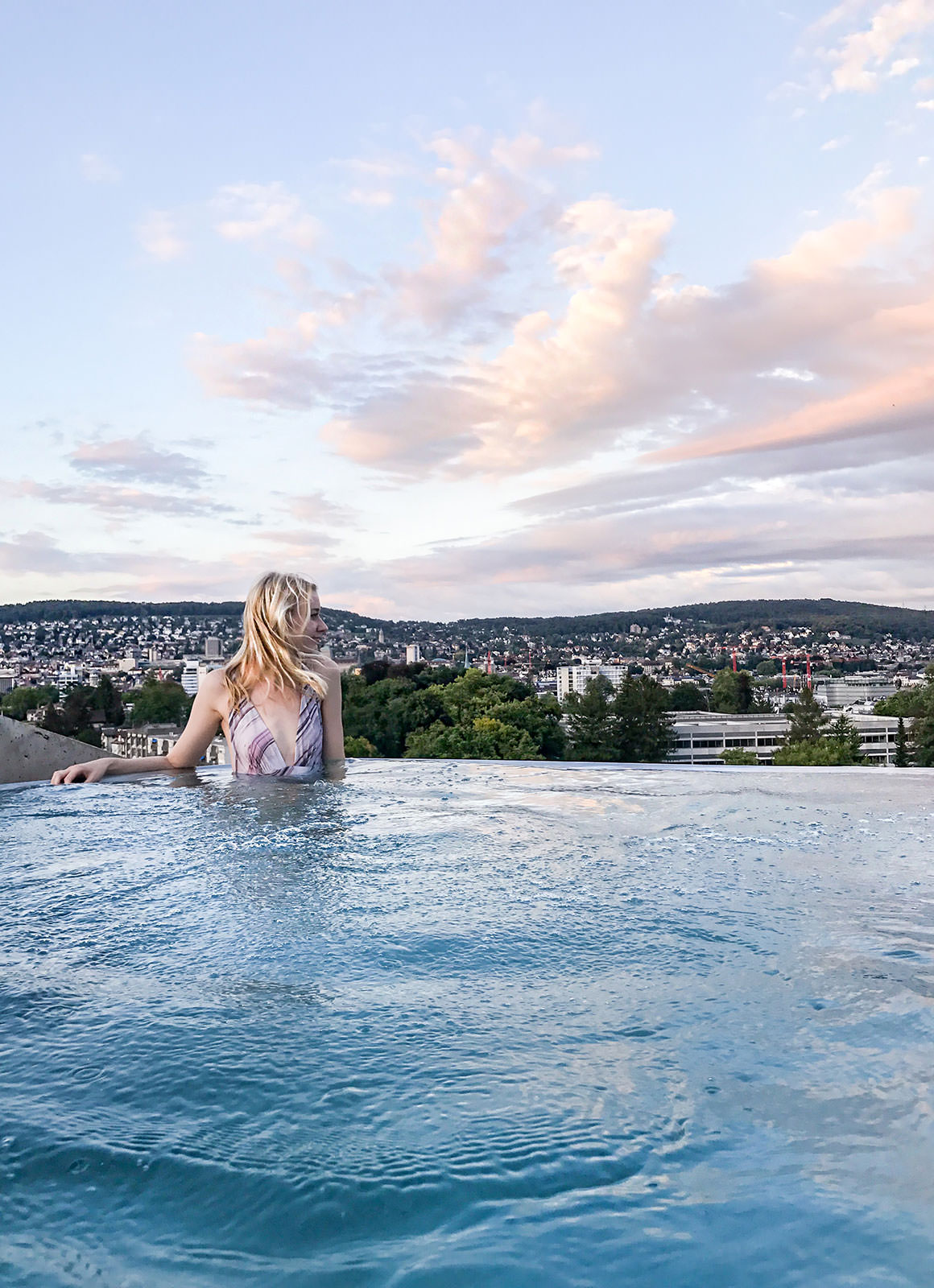 Our Relaxing Stay at B2 Boutique Hotel + Spa in Zurich