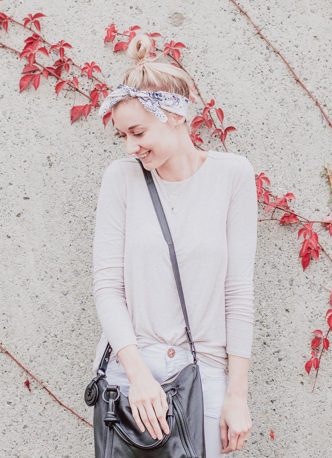 3 Ways to Wear the Bandana