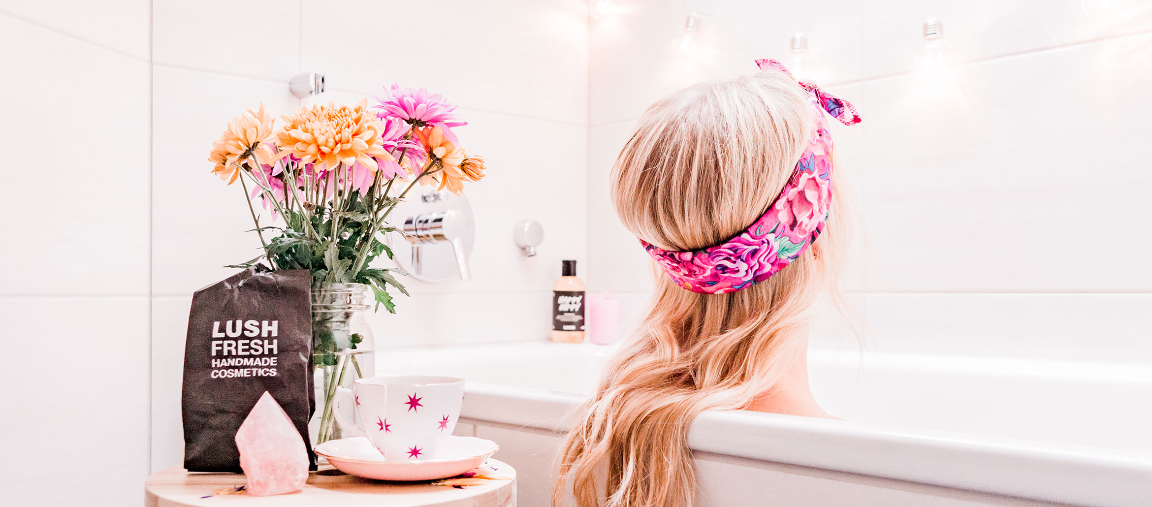 7 Self-Care Rituals to keep you Smiling in Winter with LUSH