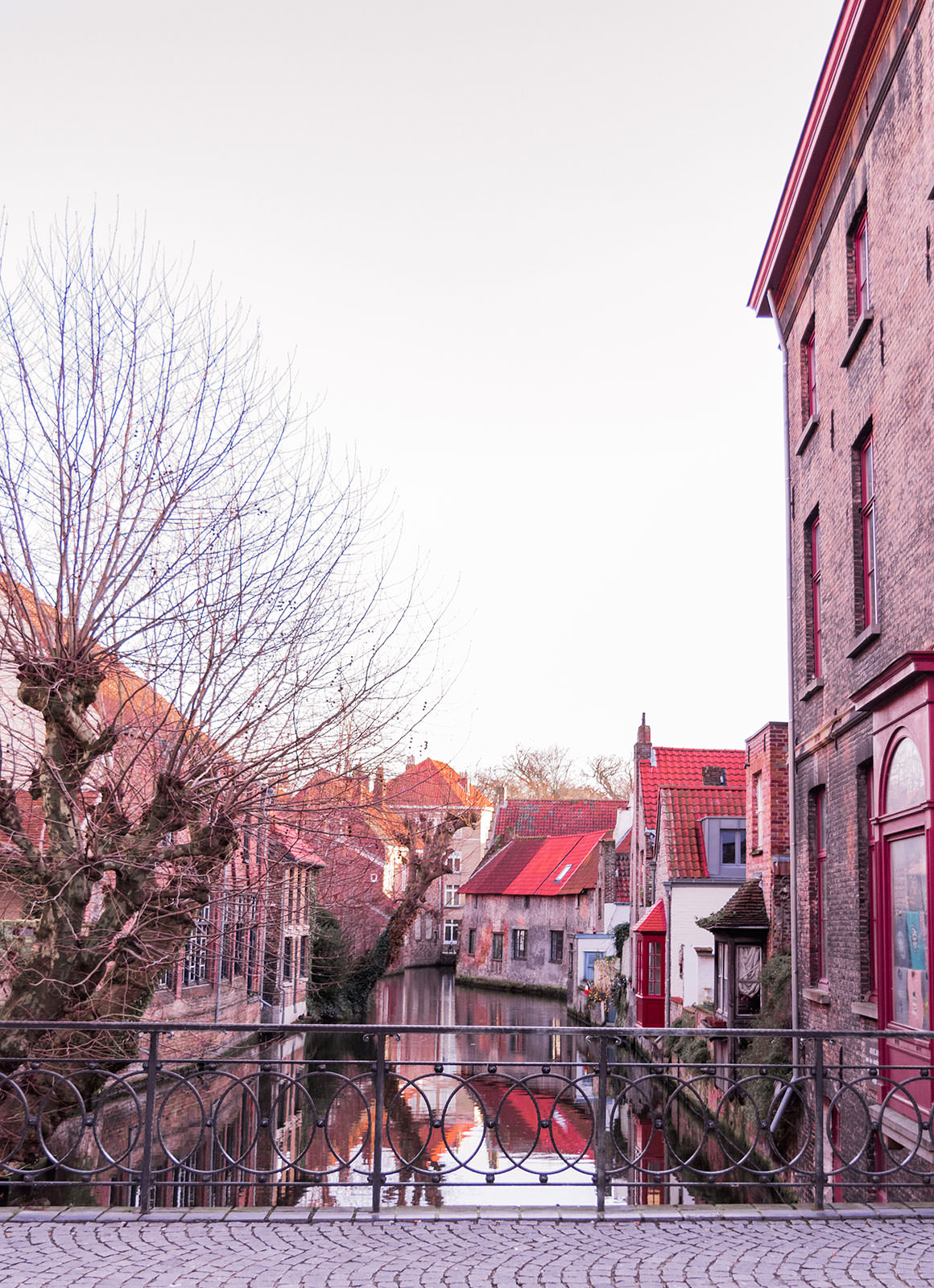 One day wandering the fairy tale city Bruges, Belgium