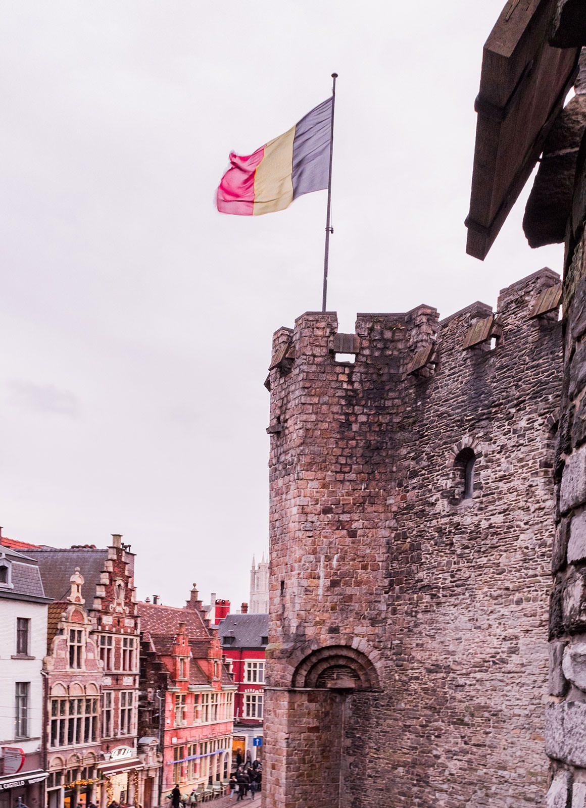 Ghent, Gent, Belgium