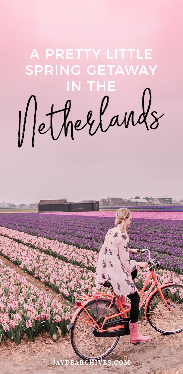 Weekend in the Netherlands - Amsterdam, Utrecht, Lisse, Keukenhof