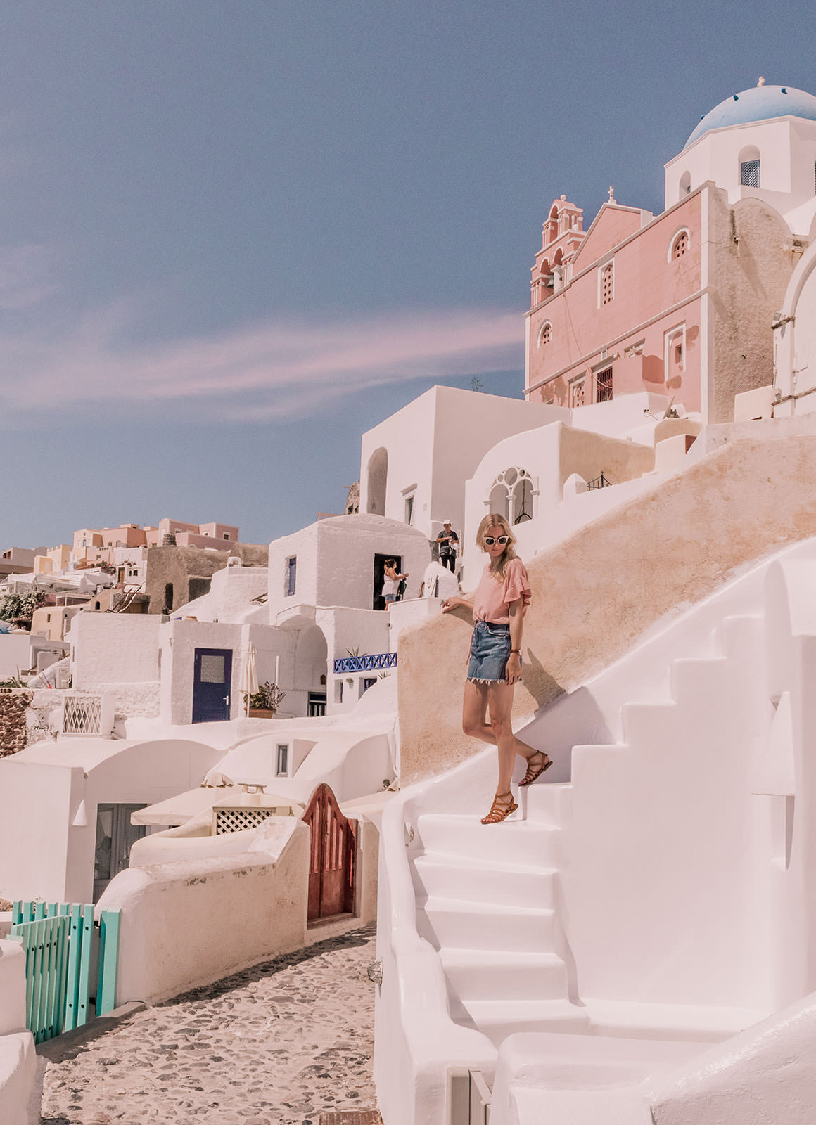 Guide to Santorini
