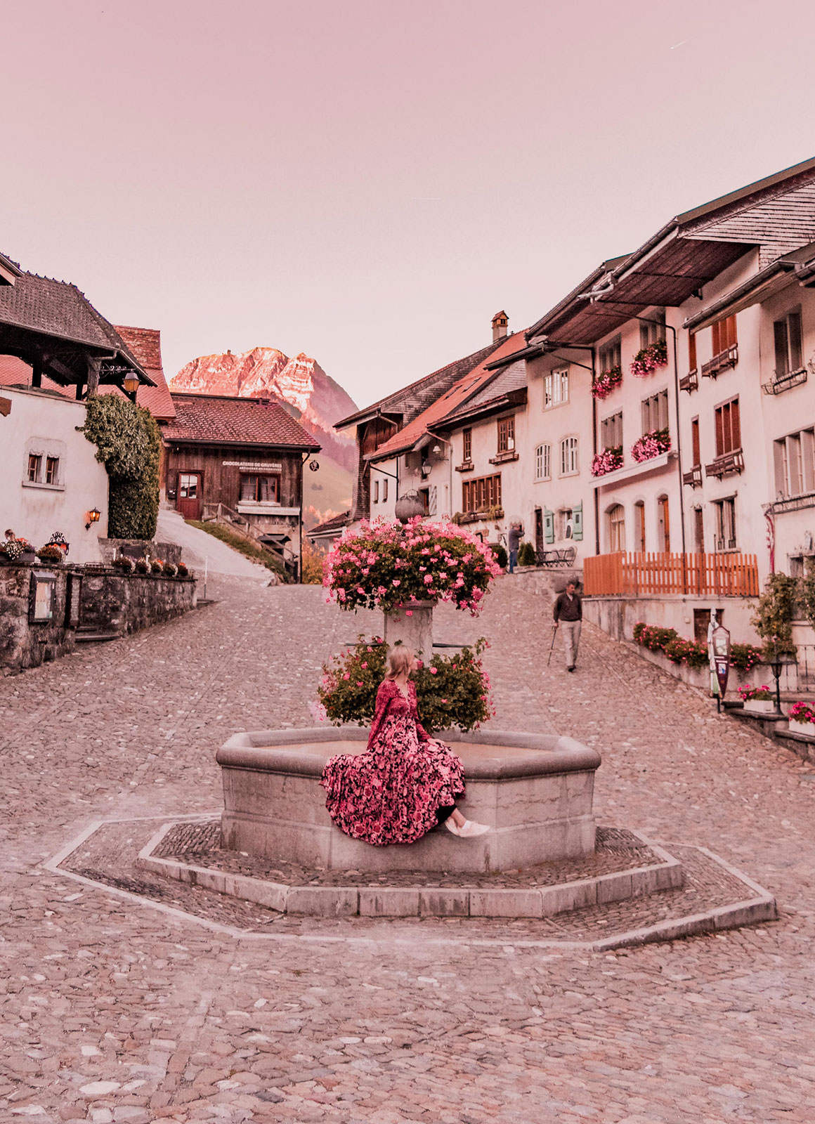 Two days in La Gruyere Switzerland