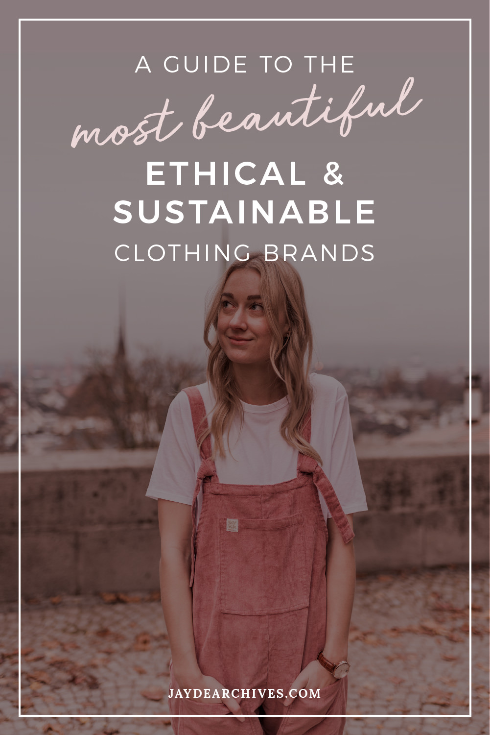A guide to the most beautiful ethical and sustainable clothing brands #ethical #sustainable #slowfashion
