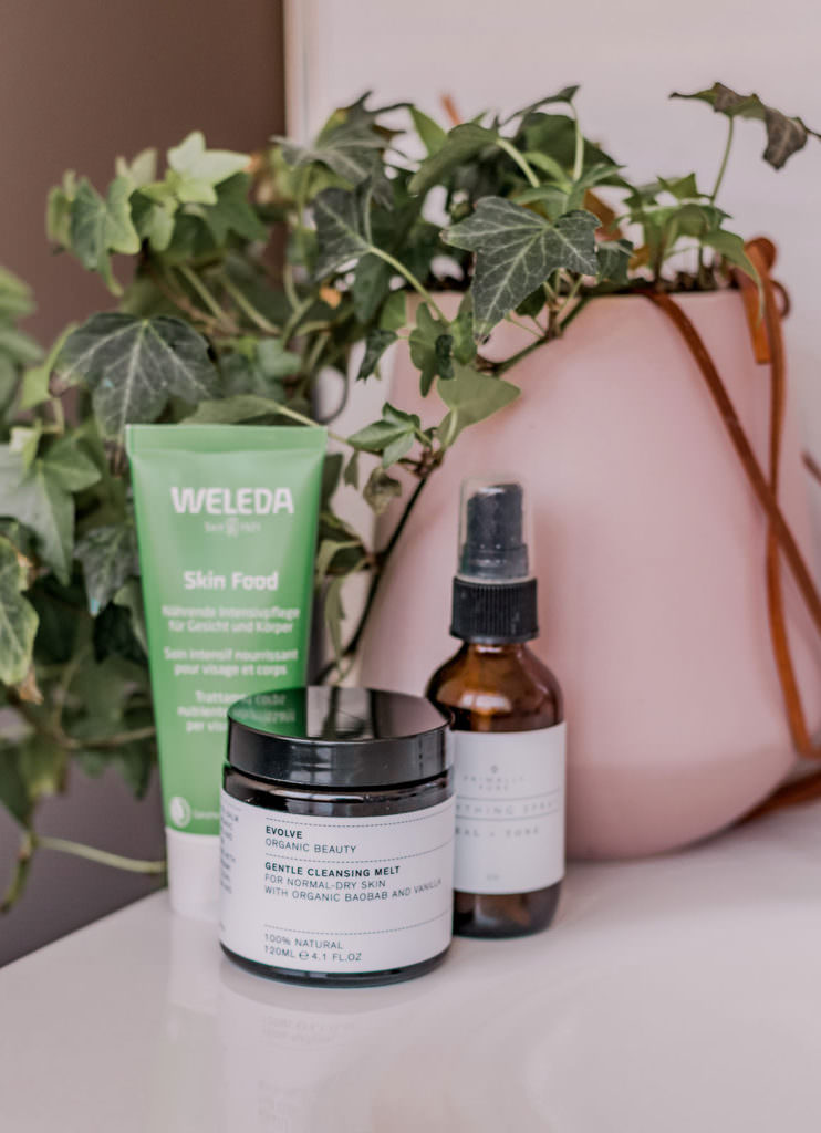 My Minimal Natural Skincare Routine Jayde Archives