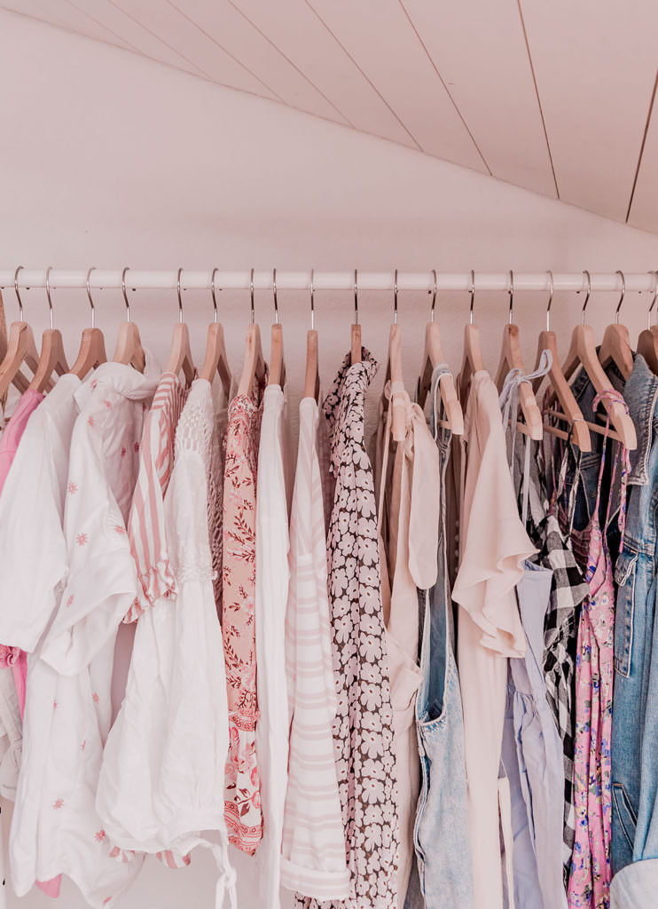 Colourful Summer Capsule Wardrobe