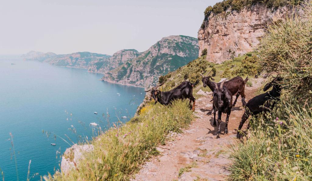 Guide to the Amalfi Coast