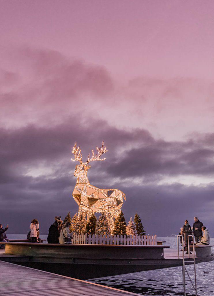 Christmas weekend in Switzerland
