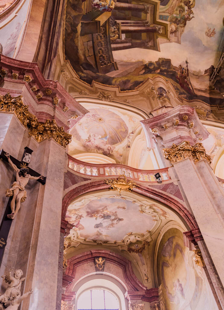 Prettiest Places in Prague St. Nicholas Church (Vrsovice)