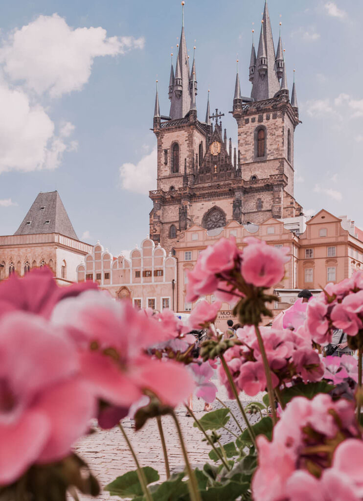 Prettiest Places in Prague - Old Town Square