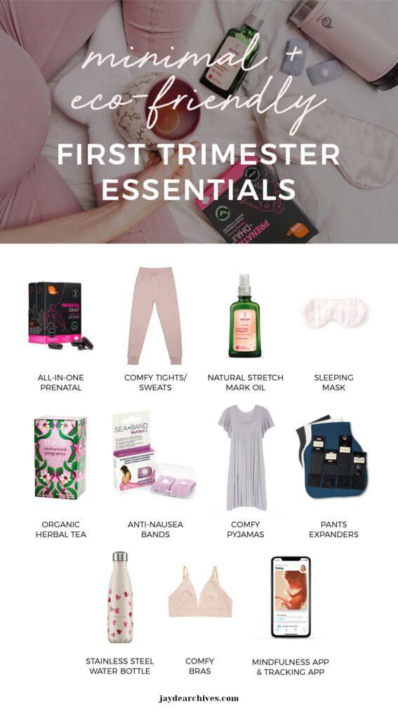 First Trimester Essentials List