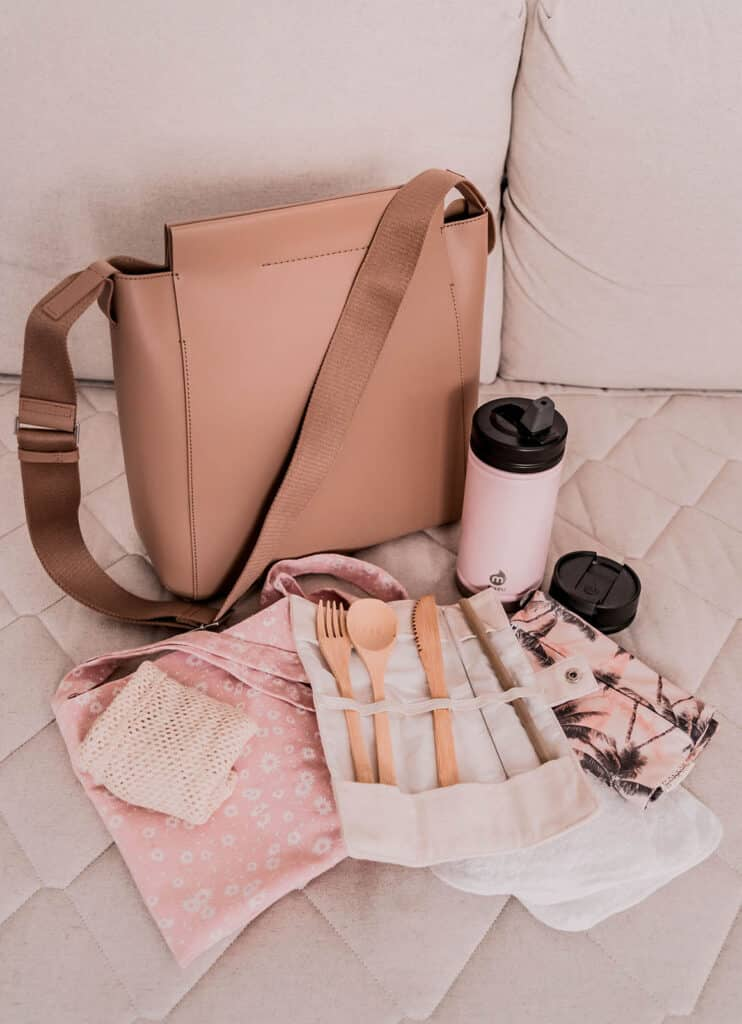 Zero Waste To-Go Travel Kit
