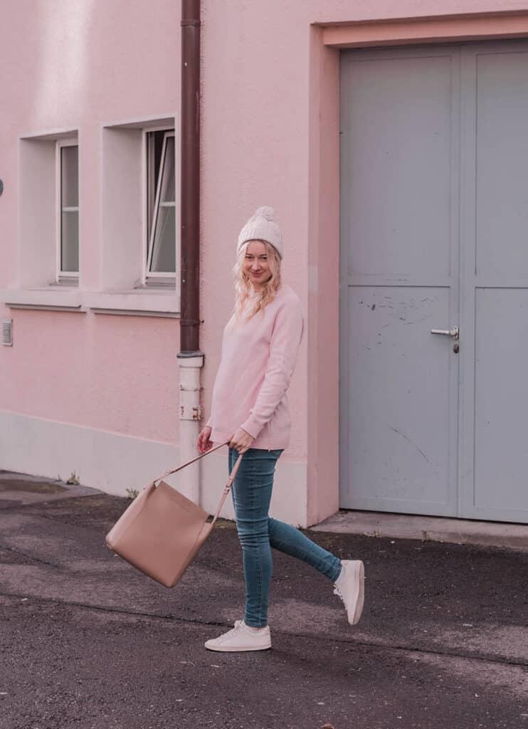 Everlane Form Bag Outfit