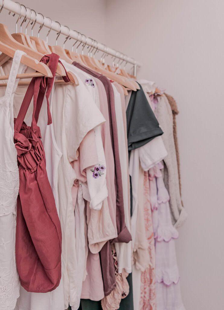 Maternity-Postpartum Capsule Wardrobe
