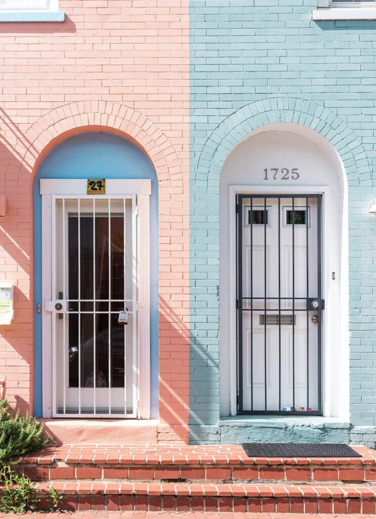 Chromophobia Doors